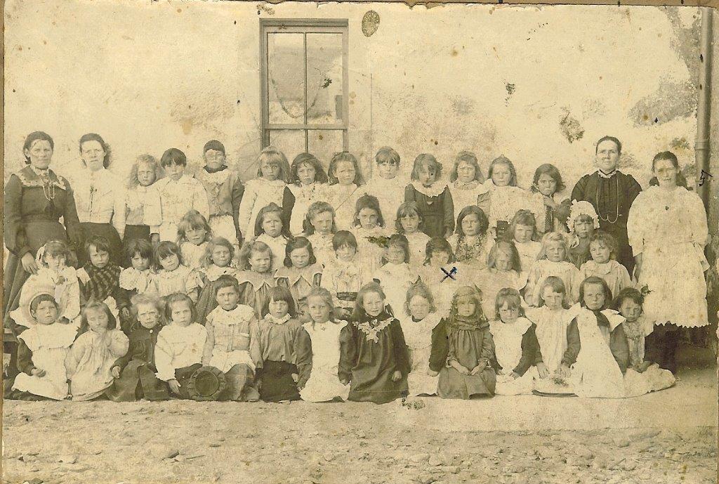 Hilton School c.1903