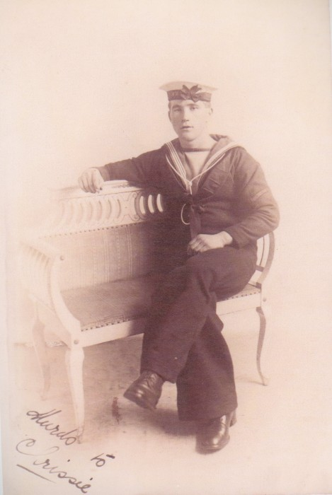 seaboard sailor ? ww1