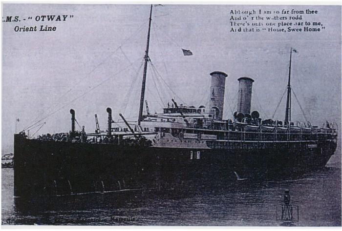 HMS Otway