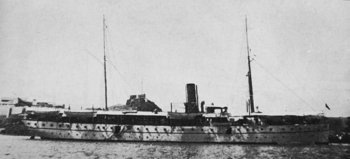 HMS Dalhousie