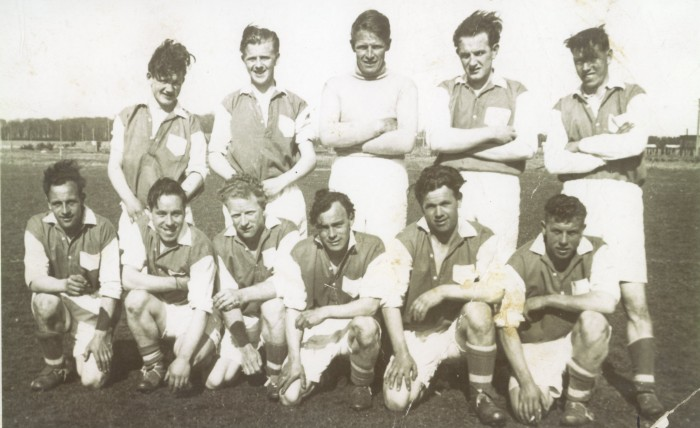 Seaside Rovers circa 1950.
