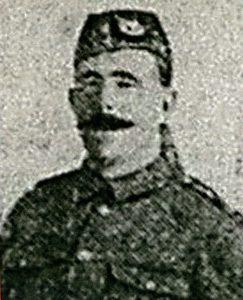 Serjeant Simon Mackenzie, Mounteagle, died 1915.