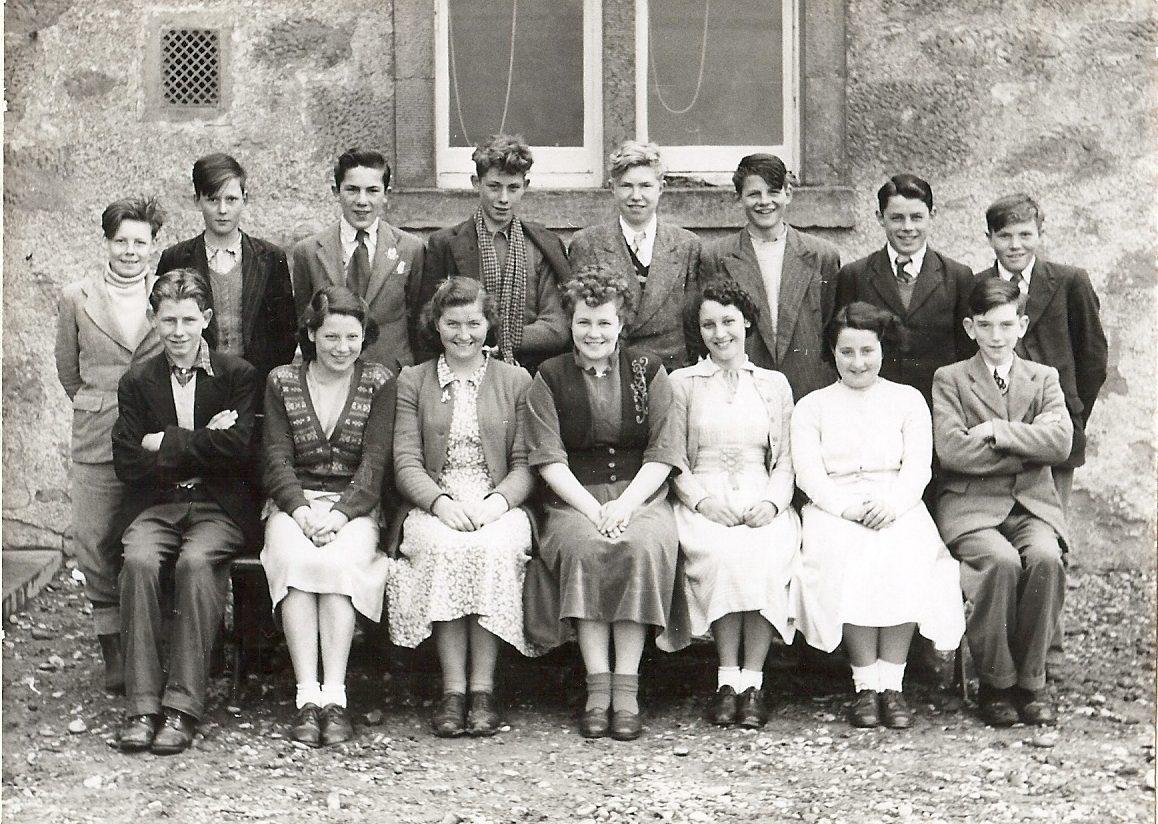 Hilton School 1953