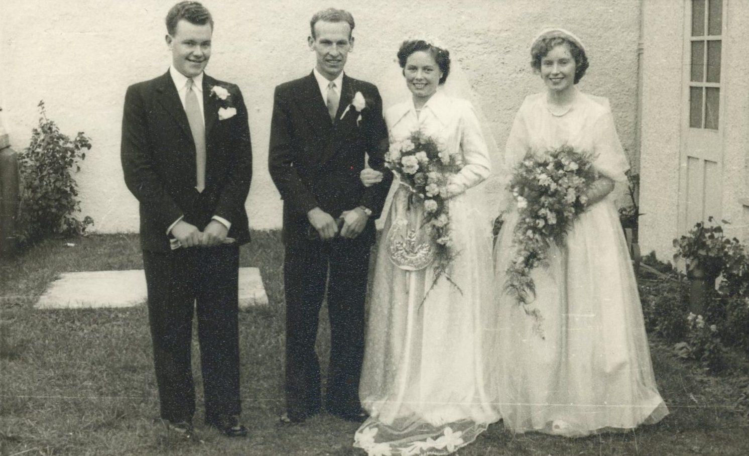 Alistair and Dina MacDonald